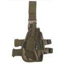 Holster cuisse droiter woodland