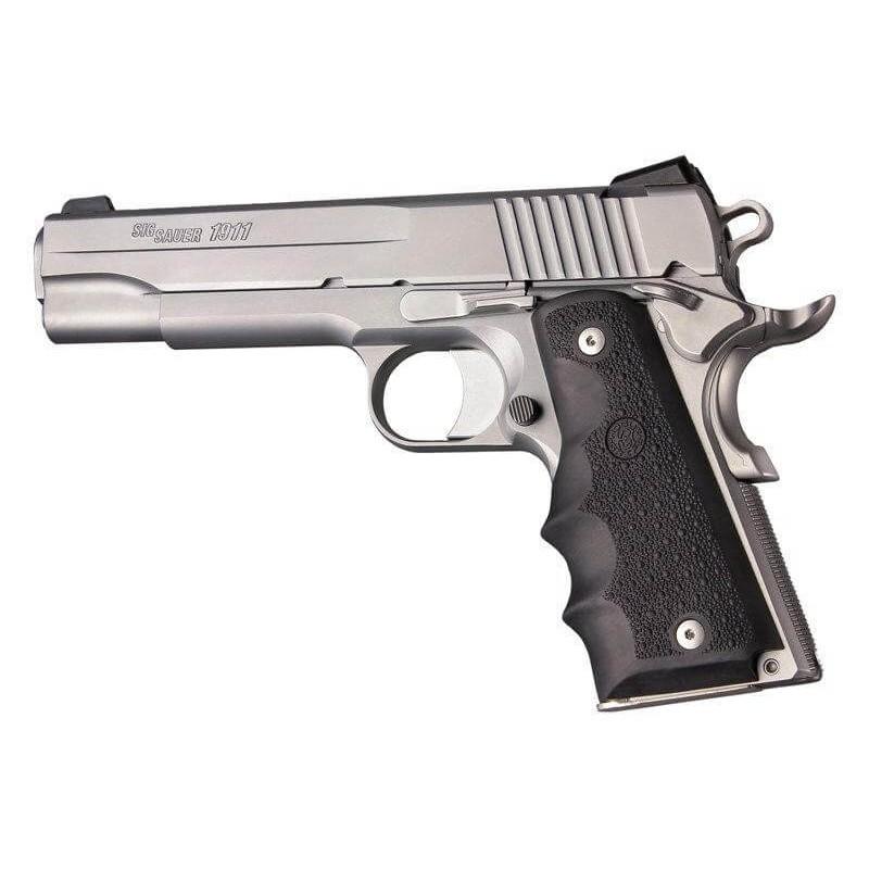 Plaquettes Hogue Colt 1911 ergonomique