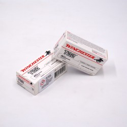 Munitions Winchester 22lr T22 lot de 2 boites