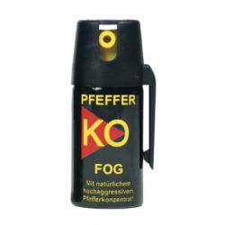 Aerosol poivre spray KO 40ml