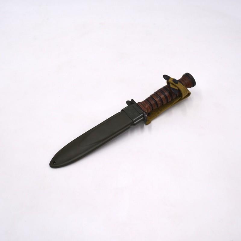Pack couteau M3 et fourreau M8