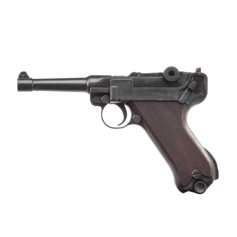 Luger P08 9mm PAK ME bronzé