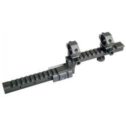 Rail long M16 pour poignée UTG