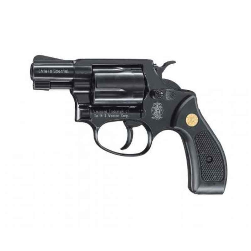 Smith&Wesson Chiefs 9mm RK Noir