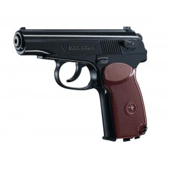 Makarov Legends 4,5mm Co2 3J