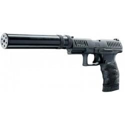 Walther PPQ M2 Navy BK silencieux 9mm PAK