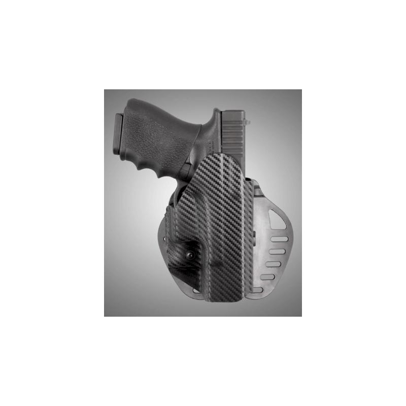 Holster Hogue Glock 18-19-23-25-32-38 Droitier