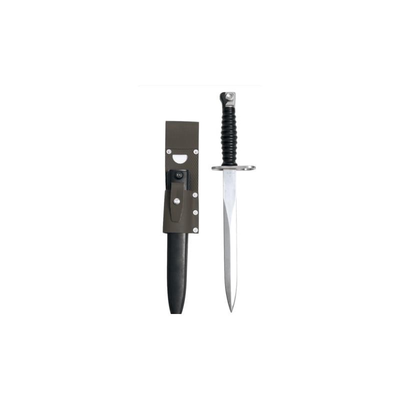 Baionnette suisse M57 gousset plastique