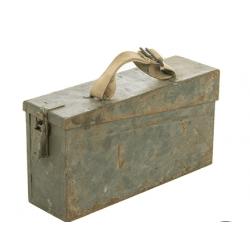 Caisse munitions WW1 UK