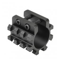 Rail tube fusil a pompe 1 pouce multi angles NC STAR
