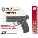 ASG Steyr M9-a1 4.5 mm Noir CO2 3.3J