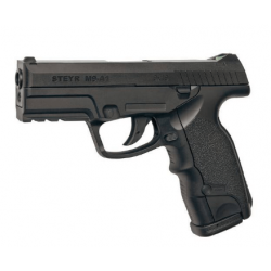 ASG Steyr M9-a1 4.5 mm Noir CO2 3.3J
