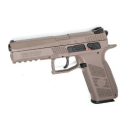 Pistolet CZ P-09 FDE 4.5 mm(.177) C02 Blowback 3.7J
