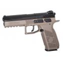 Pistolet CZ P-09 Noir / FDE 4.5 mm(.177) C02 Blowback 3.7J