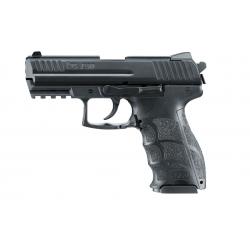 Pistolet H&K P30 9mm P.A.K. Noir