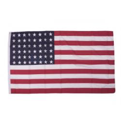 Drapeau Etats Unis 48 étoiles