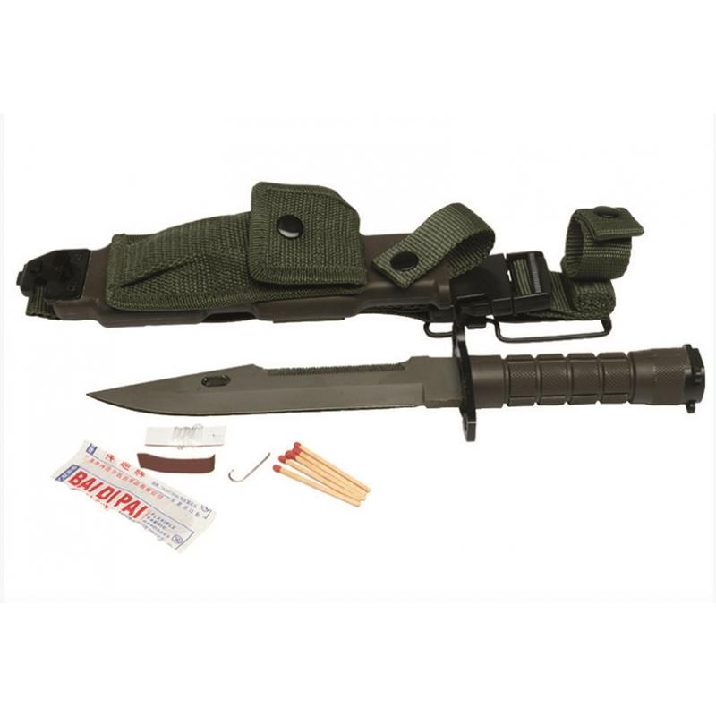 Baïonnette M9 pour M16 repro