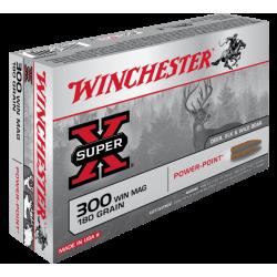 300WM 180gr Power Point Winchester x20