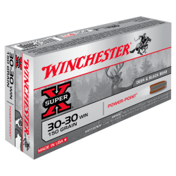 30-30 150gr Power Point Winchester x20