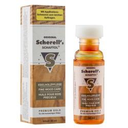 Huile pour bois teinte Premium gold - Schaftol