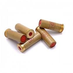 Fusée calibre 4 rouge petite carton