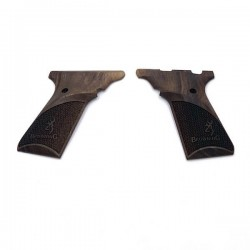 Plaquettes Browning Buck Mark avec logo
