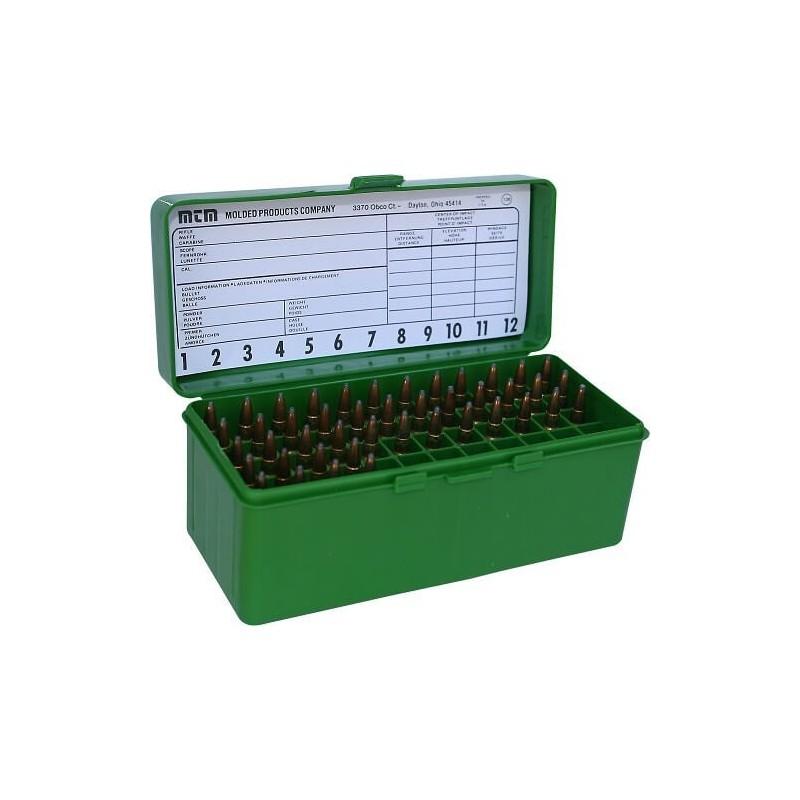 Boite MTM RM-60 vert