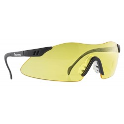Lunettes protection Browning Claybuster jaunes