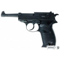 Pistolet Walther P38 Denix factice