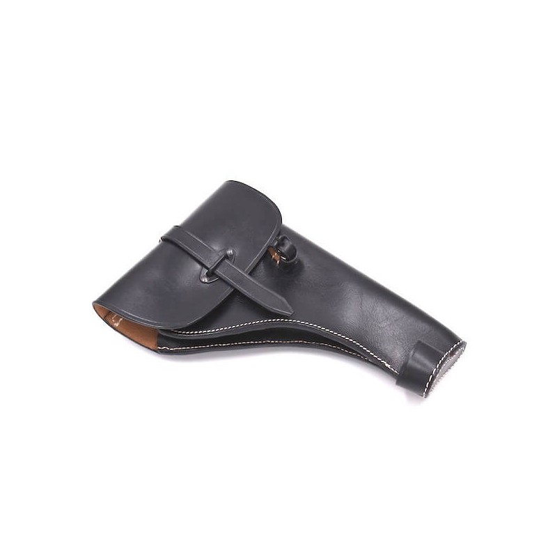 Holster pistolet lance fusee repro