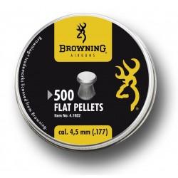 Boite de 500 plombs 4,5 Browning