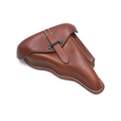 Holster P38 marron repro