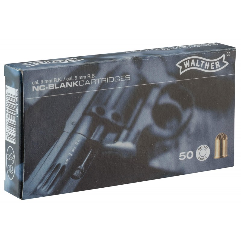 Munitions .380 Walther x50