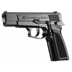 Pistolet 9 mm a blanc Browning GPDA 9mm PAK noir
