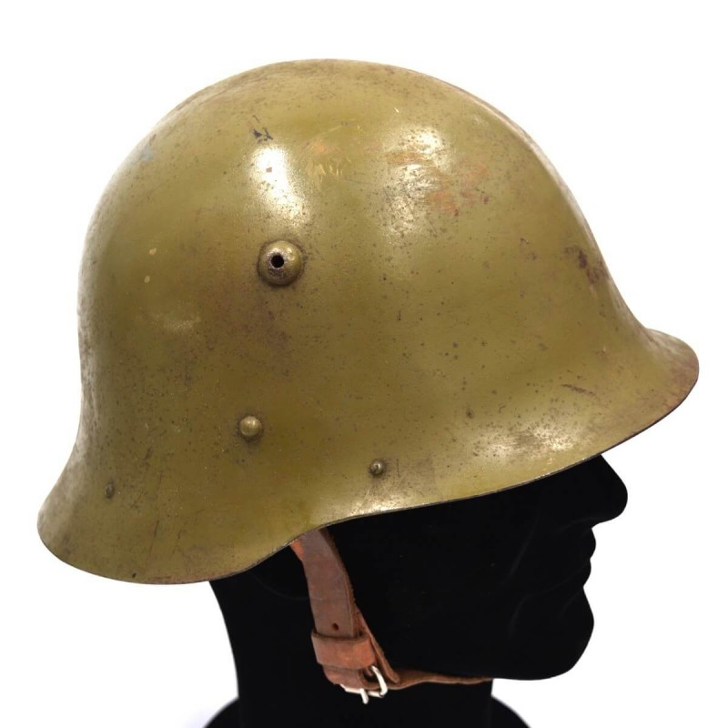 Casque bulgare original WW2