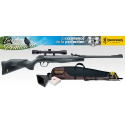 Carabine Browning X Blade II 4,5mm 19,9J avec accessoires