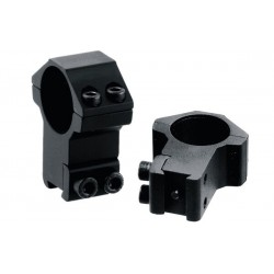 Colliers lunette 11mm diametre 1 pouce UTG