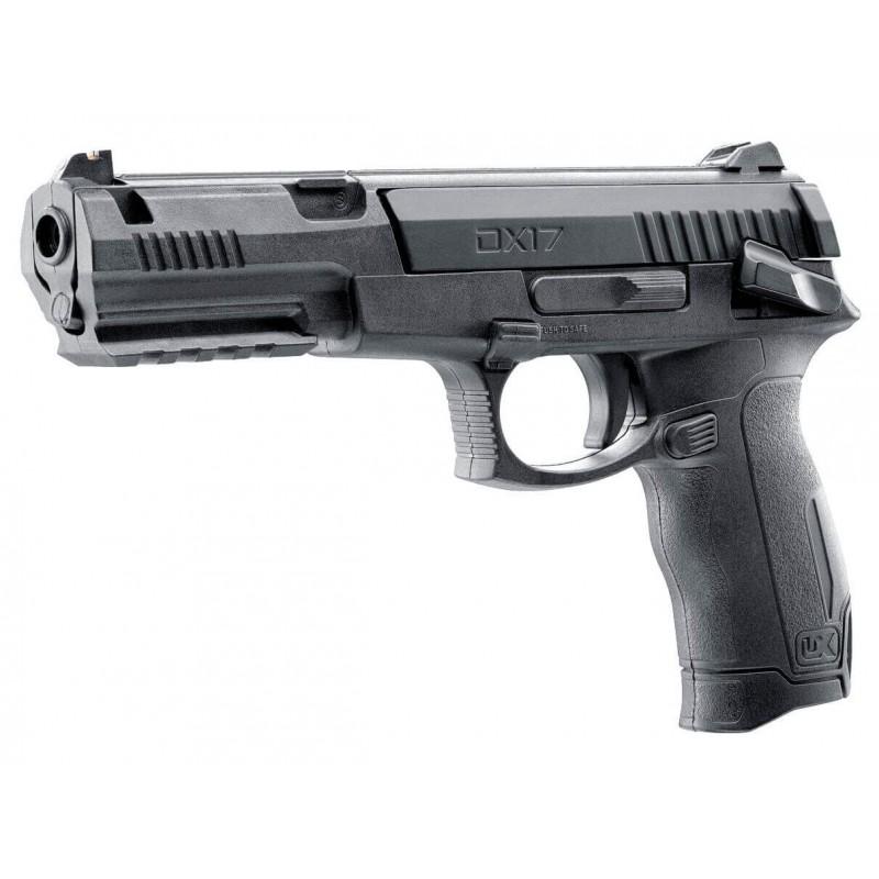 Pistolet Umarex DX17 4,5mm