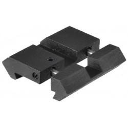 Adaptateurs 22mm - 11mm UTG