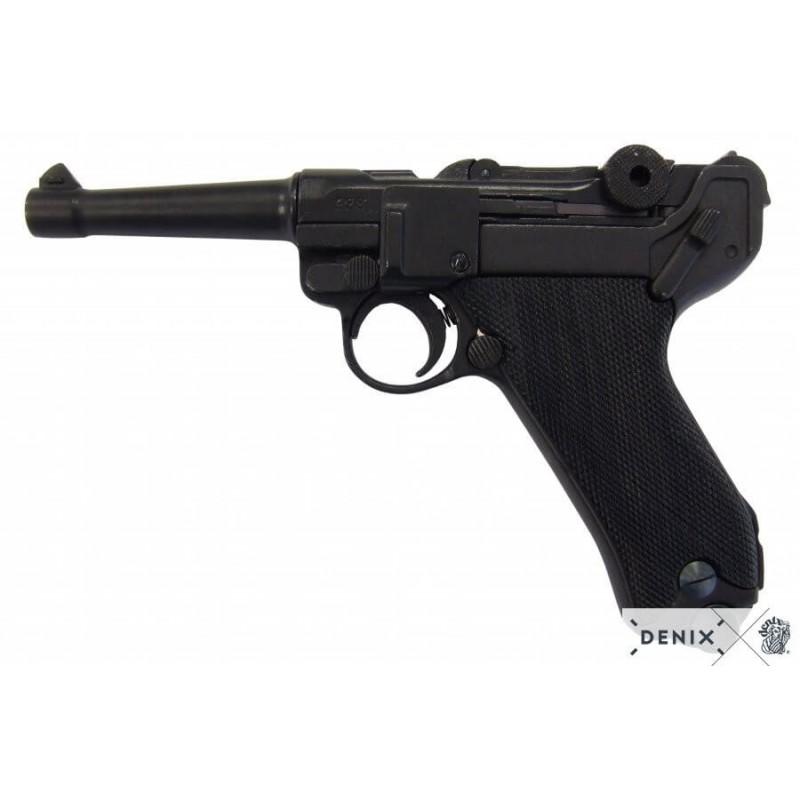 Réplique Denix pistolet Luger P08