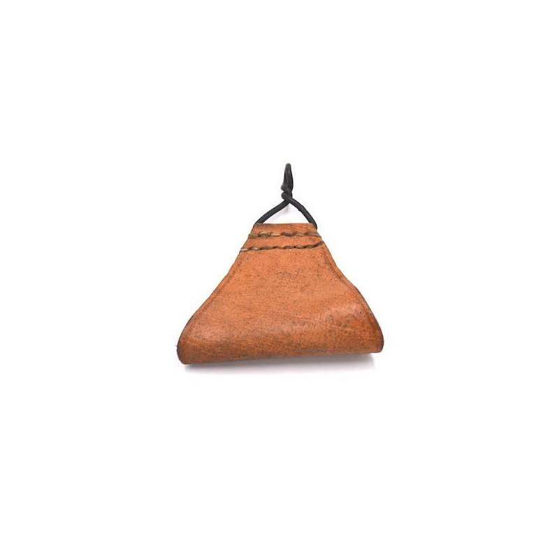 Triangle de brelage francais marron