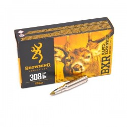 308 Win 155gr BXR Browning x20