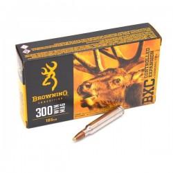 300WM 185gr BXC Browning x20