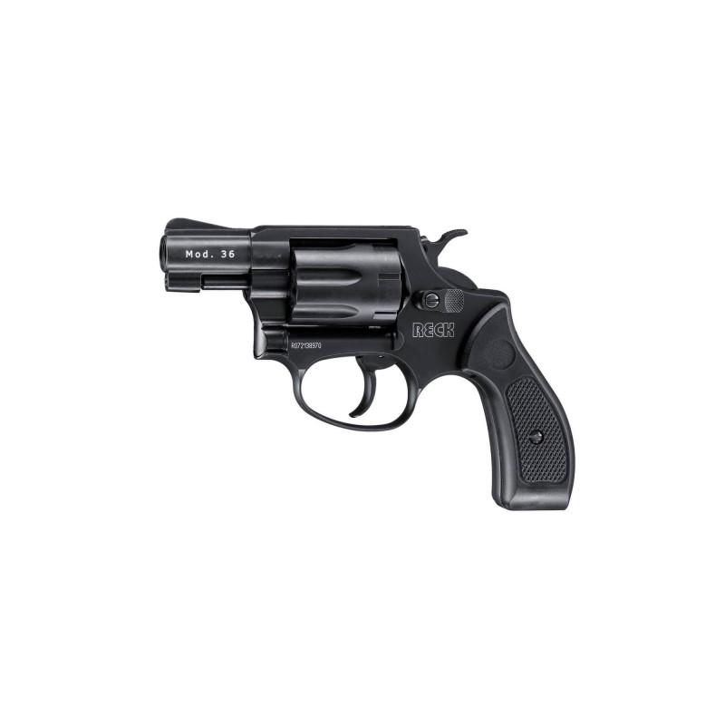 Revolver Reck Mod. 36 6mm flobert a blanc