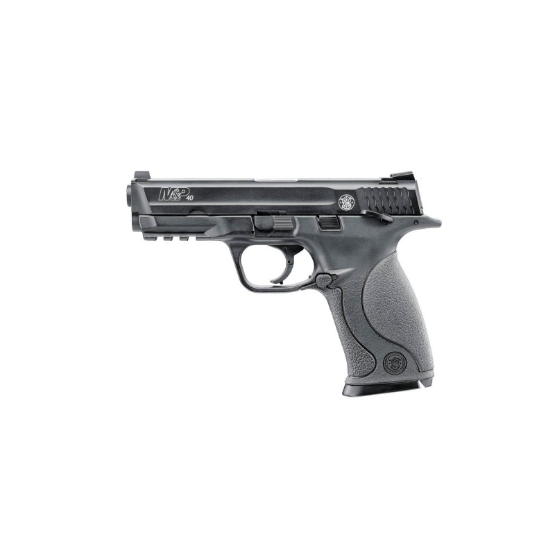 Pistolet Smith&Wesson M&P40 Ts Bbs 6mm Co2 1.3J