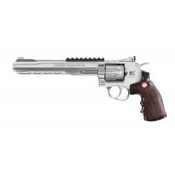 Revolver Ruger Superhawk Chrome 8'' Bbs 6mm Co2 4.0J