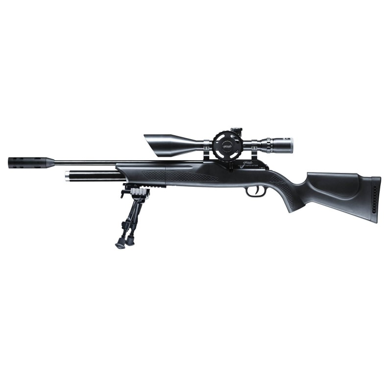 Carabine Walther 1250 Dominator Ft Pcp Cal 4.5Mm 28 J