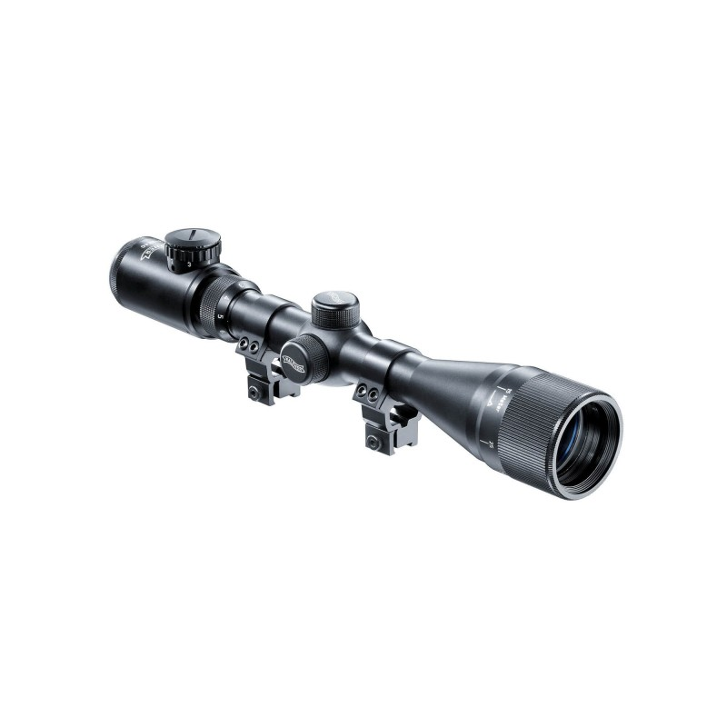 Lunette Walther 3-9X40 Illumnated Avec Montage