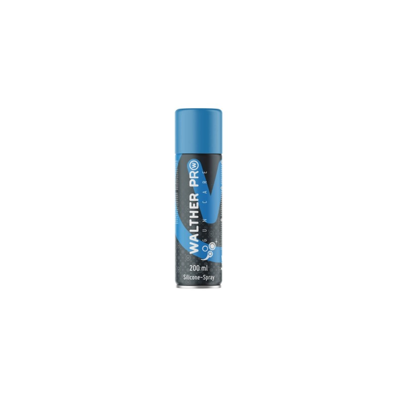 Bombe Silicone 200 Ml Walther Pro