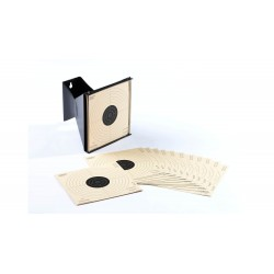 Porte Cible Perfecta Pour Cible Papier De 10 - 17 Cm